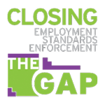 Closing the Gap co-hosts Prof. Chris Tilly from UCLA on March 27, 2015 at Ryerson University